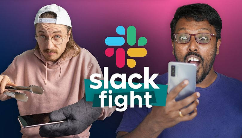 Slack Fight: Écran Amoled 60 Hz ou LCD 120 Hz?