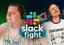 Slack-Streit: Brauchen wir besseren Sound per Handylautsprecher?