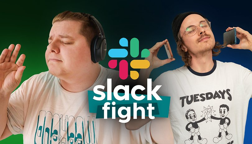 Slack fight: Do we need better sounding smartphone speakers?