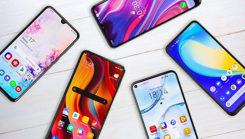 Die besten Smartphones unter 200 Euro: Aktuelle Modelle im Vergleich