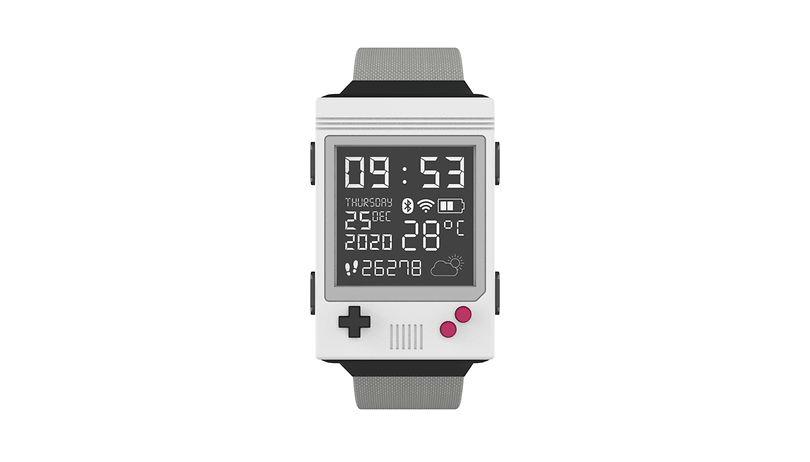 Squarofumi Watchy: The Raspberry Pi of the smartwatch world