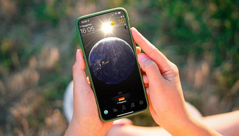 Cette application météo pour iOS dans le top 3 sur l'App Store est gratuite au lieu de 21,99€