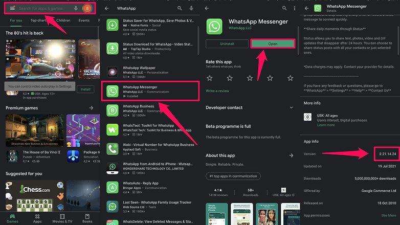 WhatsApp update Android 02