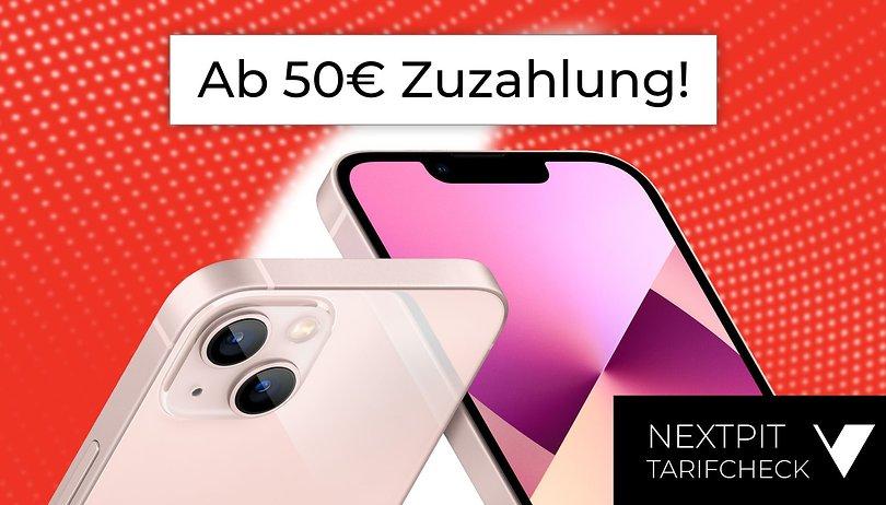iPhone 13 für 50 Euro vorbestellen: Vodafone startet attraktive Tarife