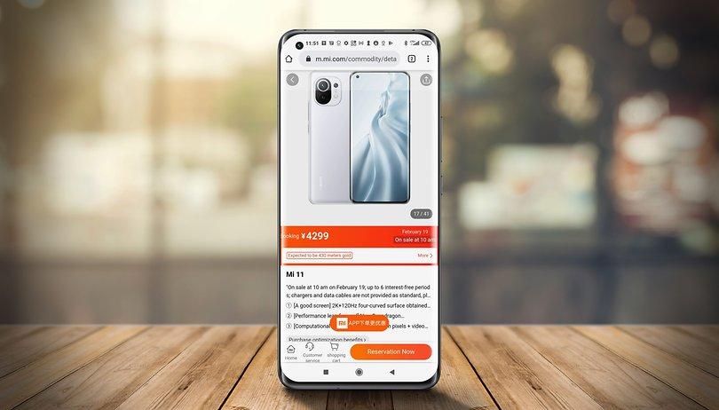Xiaomi Mi 11 vorgestellt: Kein Preisbrecher, dafür mit Ladegerät