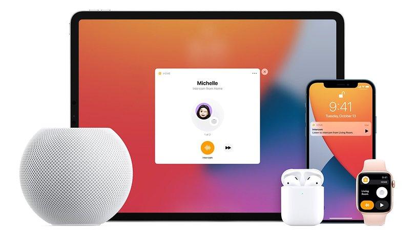 iOS 14: Comment utiliser Intercom et communiquer entre (presque) tous vos appareils Apple?