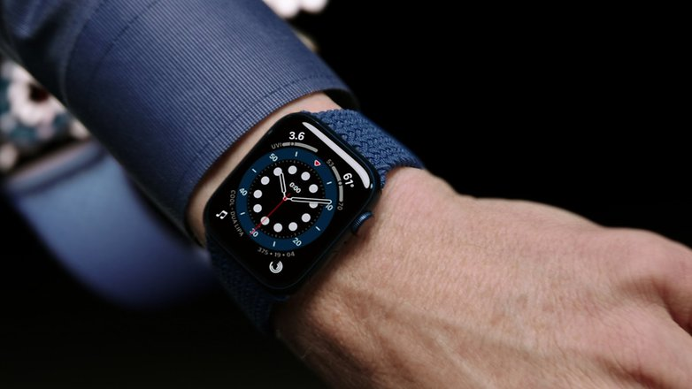 Apple Watch Series 6 Bild Apple
