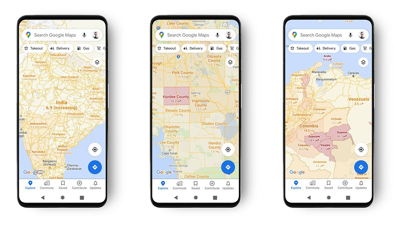Google Maps gets important COVID-19 feature