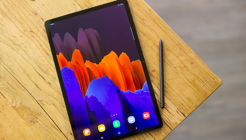 Samsung takes 'inspiration' from Apple with Galaxy Tab S7