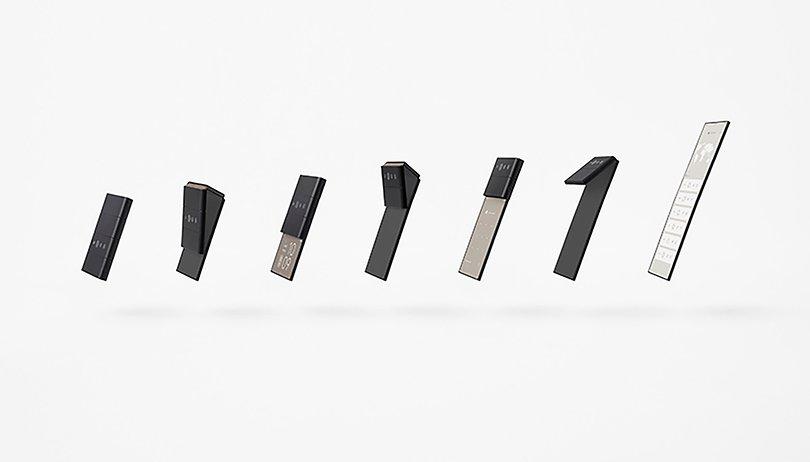 Oppo dévoile son Slide Phone, un concept phone pliable à trois charnières