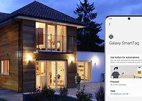 Kompakte Fernbedienung: Samsungs SmartTags mit verstecktem Feature