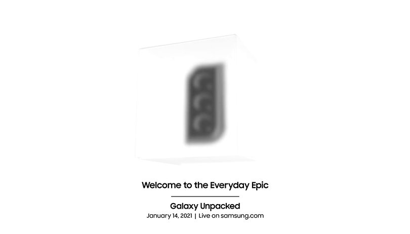Galaxy S21: Samsung kündigt Unpacked-Event offiziell an