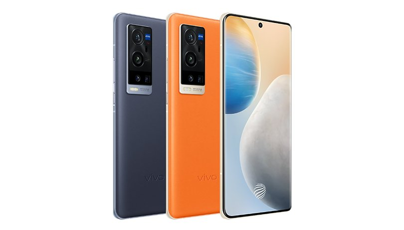X60 Pro+ announced: Vivo shows its first flagship for 2021