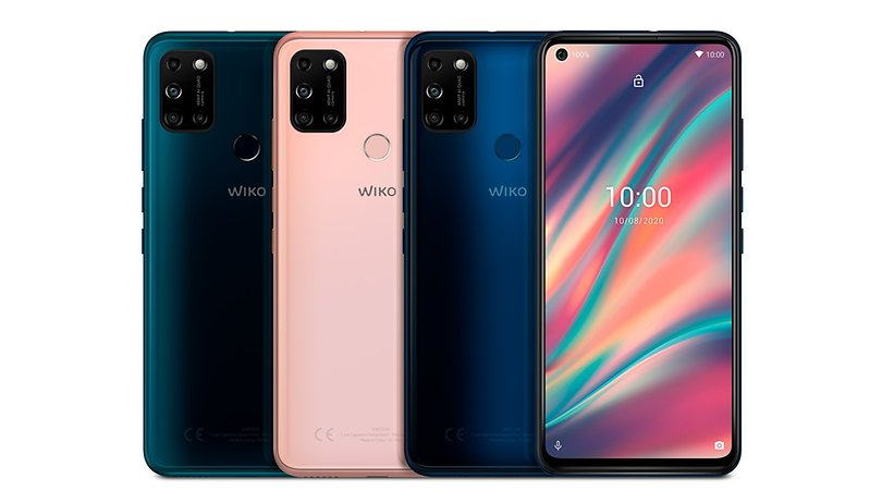 Wiko View 5 and View 5 Plus: entry-level smartphones with long battery life