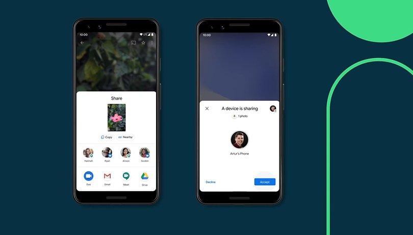 Nearby Share: Auf dieses Feature haben Android-Nutzer gewartet