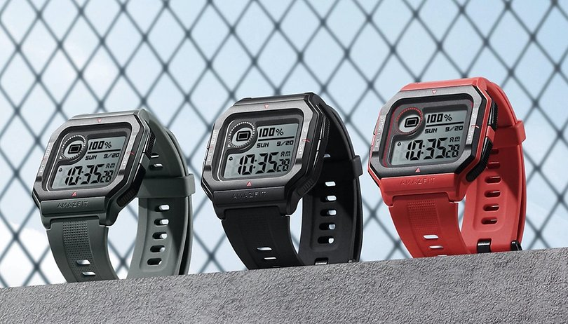 The Huami Amazfit Neo is a cool, retro-style smartwatch that is super affordable