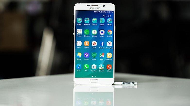GSamsung Galaxy Note 5