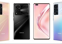 Honor View 40 announced, ex-Huawei sub-brand announces partnerships with Intel, Qualcomm