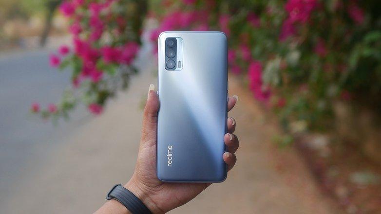 Realme X7 Battery