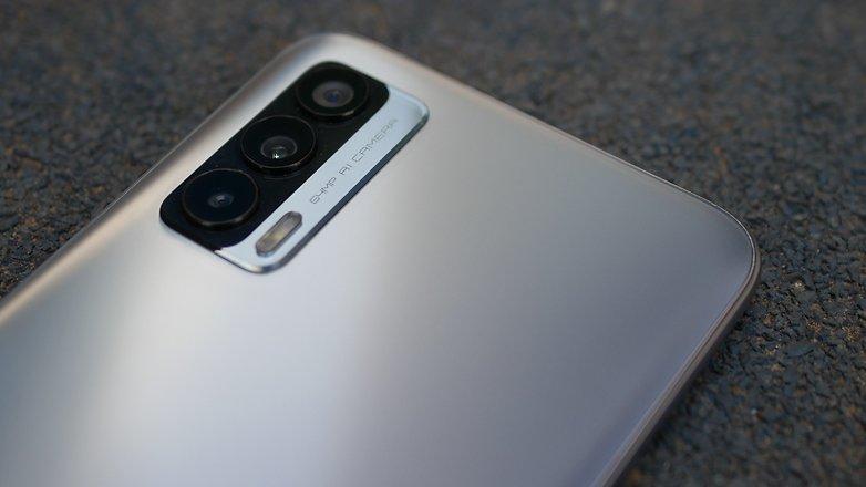 Realme X7 Camera