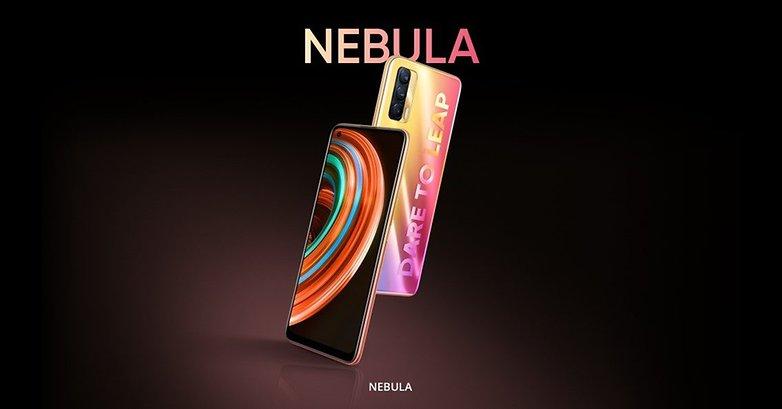 Realme X7 Nebula