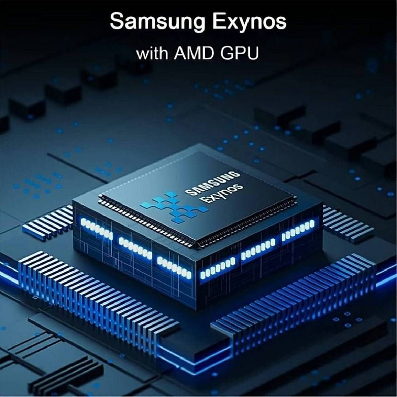 Samsung AMD GPU