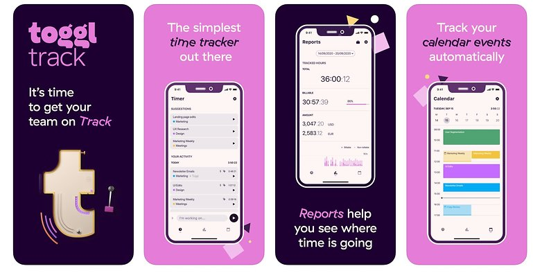 Toggl Time Tracker
