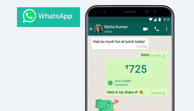 WhatsApp Pay chega neste ano - e pode ter PIX
