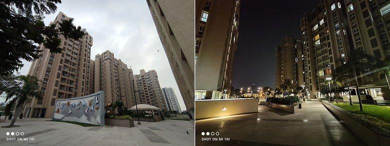 Xiaomi Mi10i Ultra Wide Angle Camera