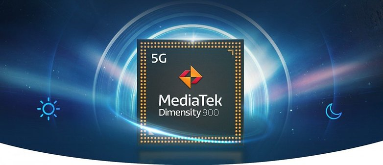 mediatek dimension 900
