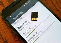 É possivel instalar apps no cartão de memória para poupar memória?