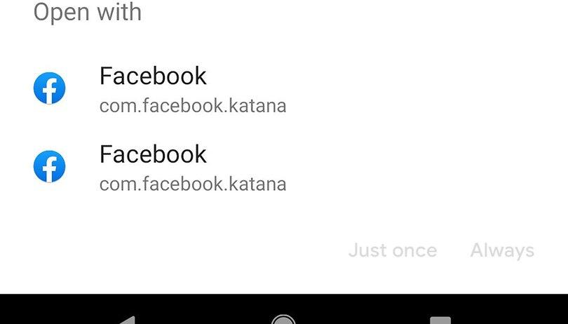 Saiba o que é facebook.katana