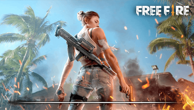 Free Fire: como colocar a maçã da Apple no seu nick