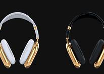 AirPods Max de luxo são vendidos por US$ 108 mil - e feitos de ouro