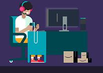 Amazon Prime Gaming: confira a lista de jogos gratuitos de novembro