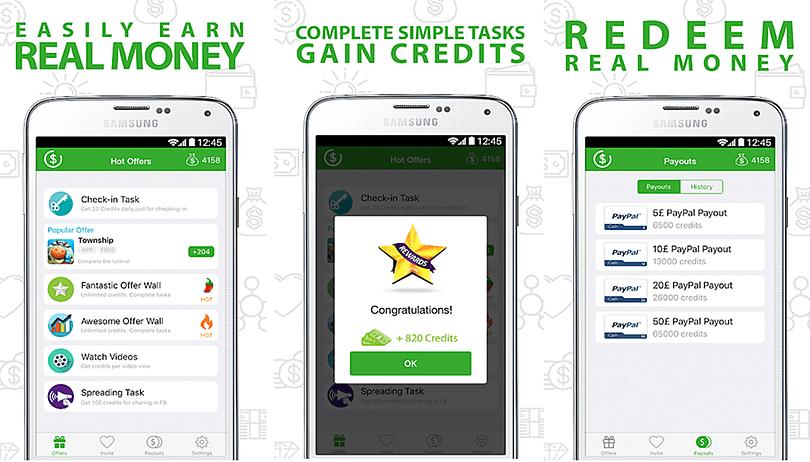 Conheça o CashApp, aplicativo para ganhar dinheiro no Android