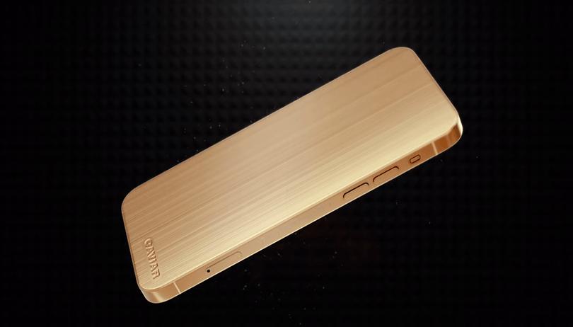 Versão luxuosa do iPhone 12 Pro Max custa R$ 35 mil - e não tem câmera