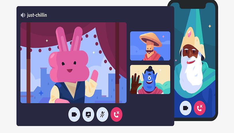 Discord: como compartilhar sua tela em uma chamada no celular