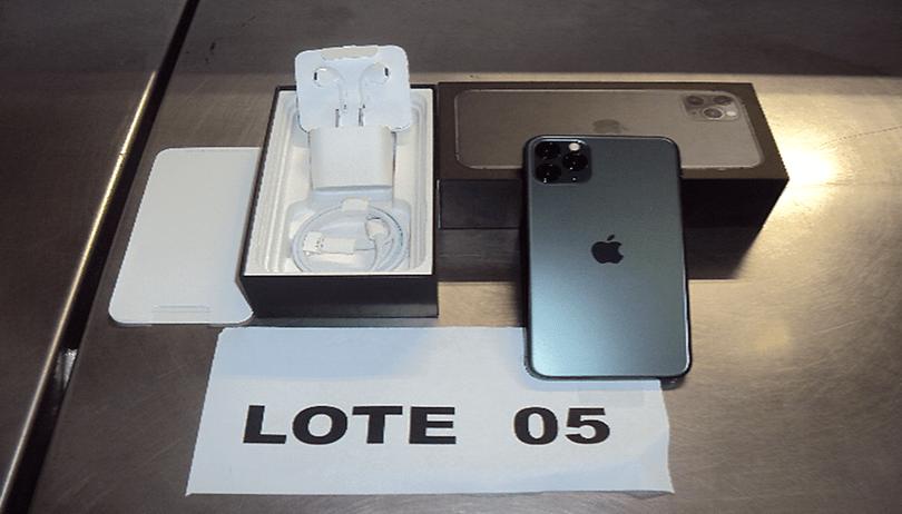 Leilão da Receita tem Macbook e iPhone 11 com preços abaixo do mercado