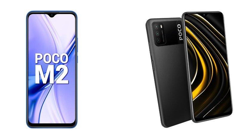 Poco M2 vs. Poco M3: quais as principais diferenças?