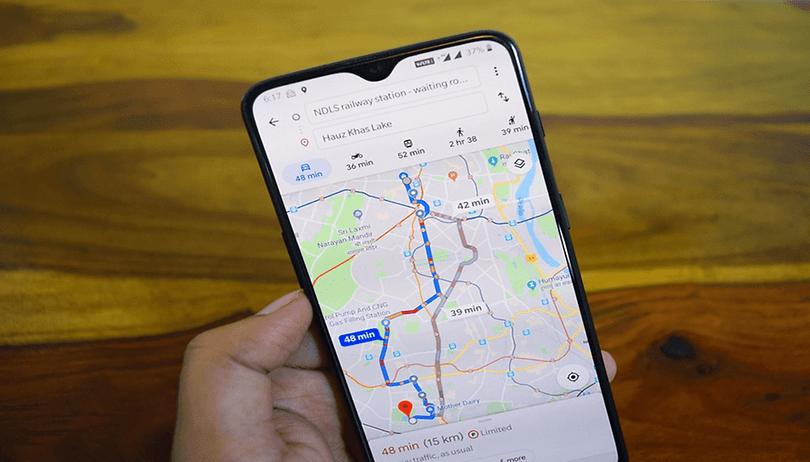 Google Maps agora permite tirar fotos de seu celular para o Street View