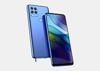 Motorola anuncia smartphone Moto G Stylus (2021)