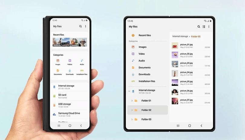 Samsung divulga imagens da One UI 3.0, sua nova interface