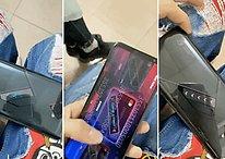 Asus ROG Phone 5: supostas imagens do aparelho surgem na web