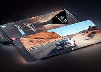 Samsung registra patente com modelo completamente envolto em telas