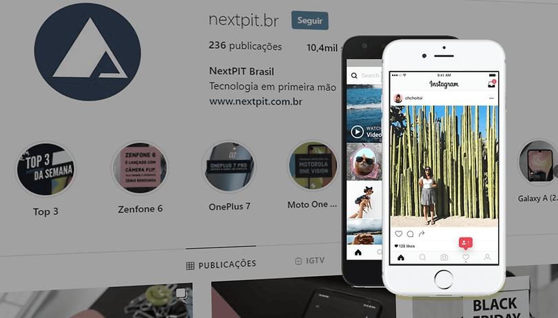 Como publicar stories, posts e vídeos no Instagram pelo Navegador