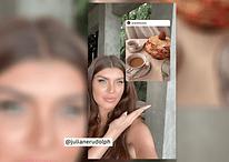 Como fazer REACT de vídeos e fotos do instagram pelos stories