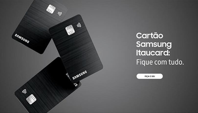 Samsung lança cartão de crédito; Conheça detalhes dos benefícios