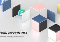 Galaxy Unpacked 2: So verfolgt Ihr das heutige Samsung-Event