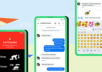 Earthquake, Emoji Kitchen and Messages: New Android features